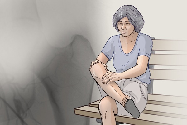 an unusual cause of leg pain nejm