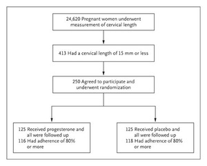 Progesterone and the risk of preterm birth among women with a short progesterone and the risk of preterm birth among women with a short cervix nejm ccuart Choice Image