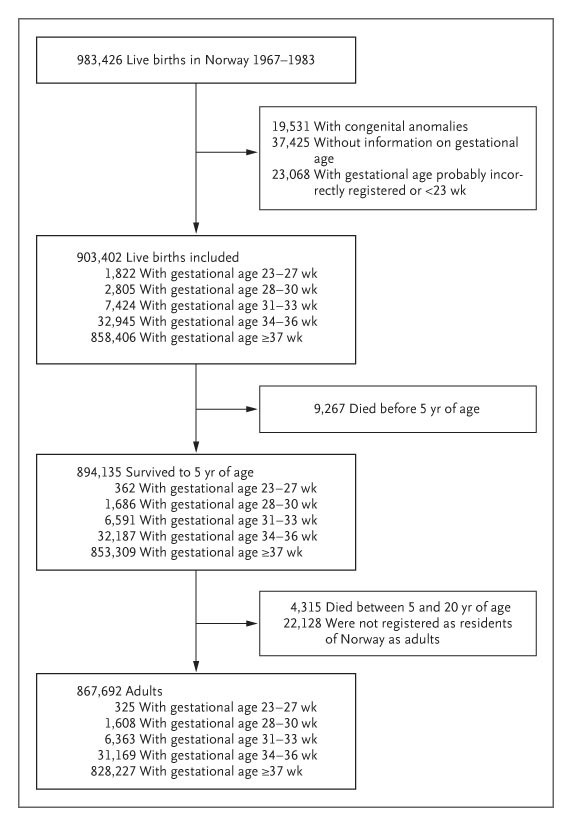 Long-Term Medical and Social Consequences of Preterm Birth