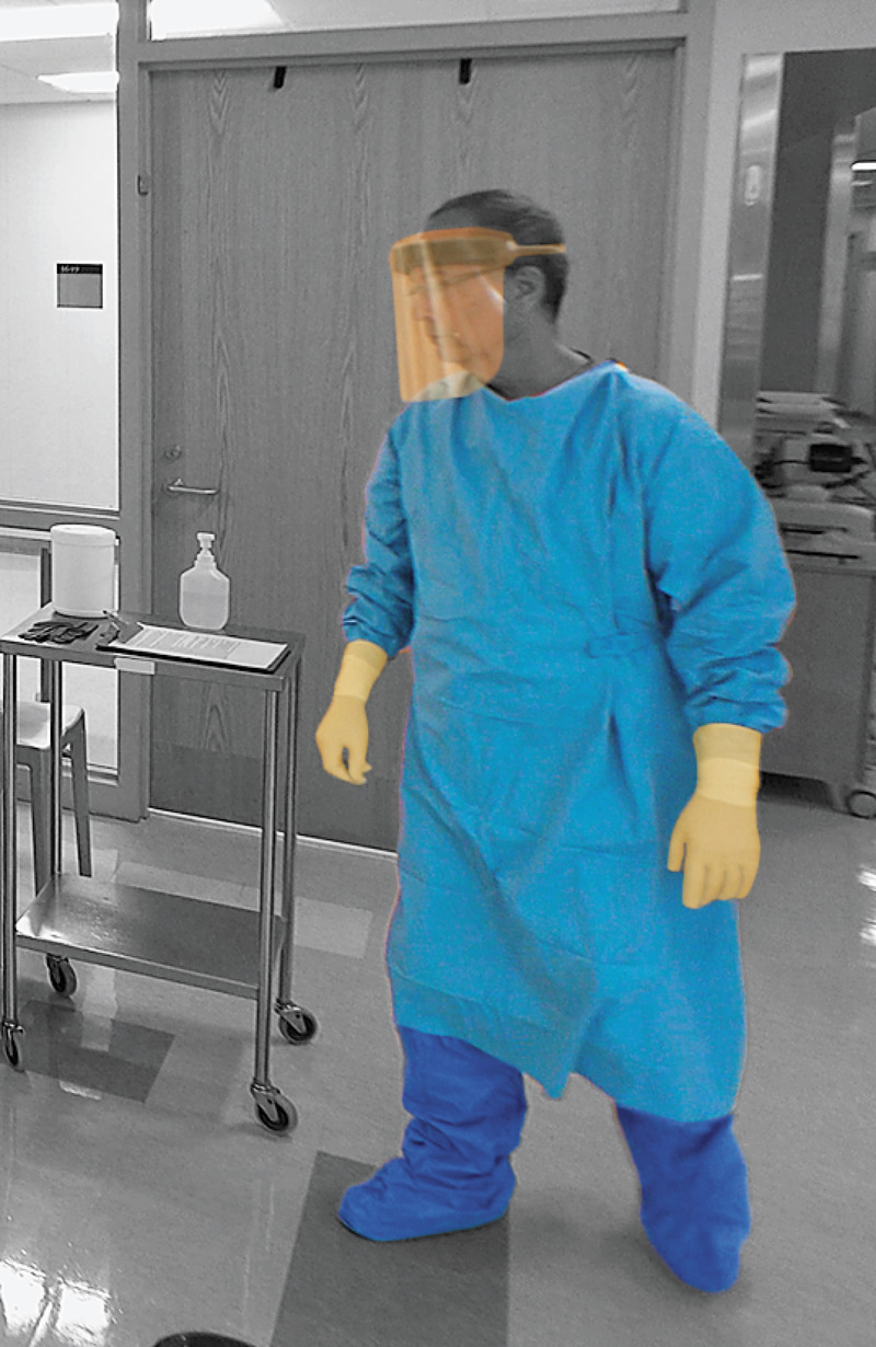 Putting On And Removing Personal Protective Equipment Nejm
