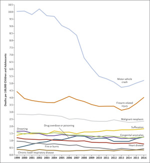 The Major Causes of Death in Children and Adolescents in the ...