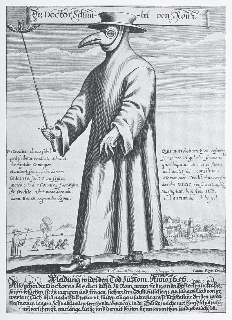 On Becoming a Plague Doctor   NEJM